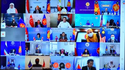 Rà soát công tác chuẩn bị cho Hội nghị cấp cao ASEAN