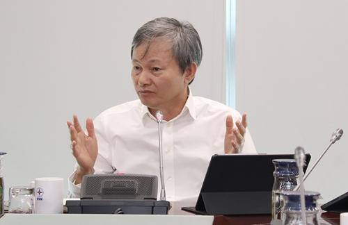 Tổng giám đốc EVN Trần Đình Nhân làm việc với Công ty Viễn thông Điện lực và CNTT
