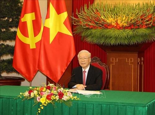 Coi trọng quan hệ hữu nghị, đối tác hợp tác chiến lược toàn diện với Trung Quốc