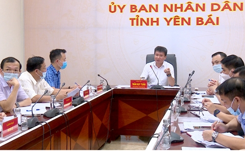 Đẩy nhanh việc triển khai dự án của ADB tại tỉnh Yên Bái