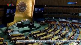 Chủ tịch nước đưa ra 5 giải pháp cho các thách thức toàn cầu