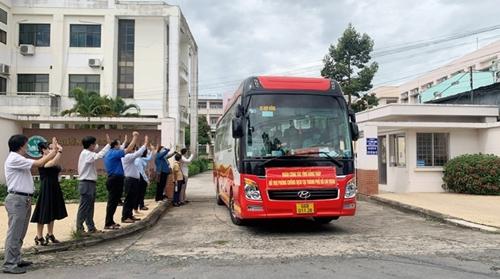 Tỉnh Đồng Tháp hỗ trợ TP Hồ Chí Minh phòng, chống dịch COVID-19