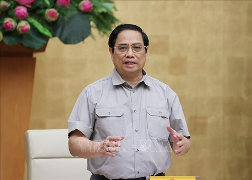 Thủ tướng Phạm Minh Chính Phấn đấu đến 30 9 trở lại trạng thái bình thường mới