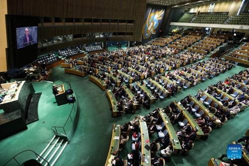Thế giới tuần qua Đoàn kết giải quyết các thách thức toàn cầu