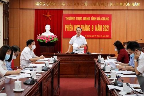Hà Giang Tiếp tục đổi mới, nâng cao chất lượng hoạt động HĐND nhiệm kỳ 2021-2026