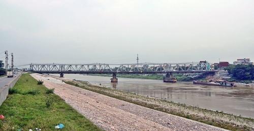 1 793 tỷ đồng nâng cấp tuyến vận tải thủy sông Đuống