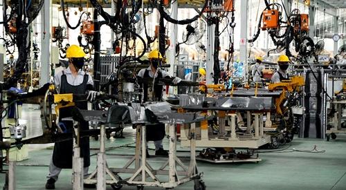 Đề xuất gia hạn thuế tiêu thụ đặc biệt hỗ trợ ô tô sản xuất trong nước