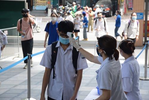 Tổ chức Kỳ thi tốt nghiệp THPT năm 2022 linh hoạt, thích ứng với tình hình dịch bệnh