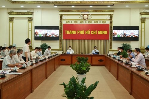 TP Hồ Chí Minh Góp ý dự thảo Chỉ thị điều chỉnh các biện pháp thích ứng, kiểm soát dịch COVID-19 và phục hồi kinh tế