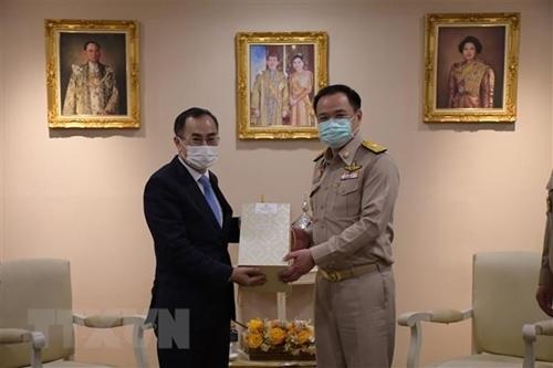 Việt Nam – Thái Lan tăng cường phối hợp phòng, chống dịch COVID-19