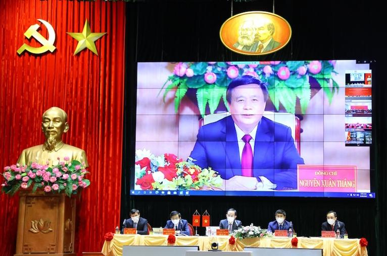 Việt Nam - Trung Quốc trao đổi kinh nghiệm về xây dựng Đảng, lãnh đạo phát triển đất nước