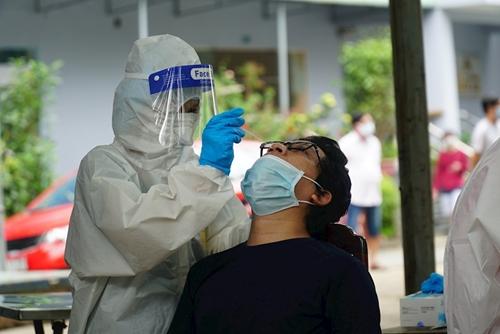 TP Hồ Chí Minh ghi nhận thêm 377 ca nhiễm mới được Bộ Y tế công bố