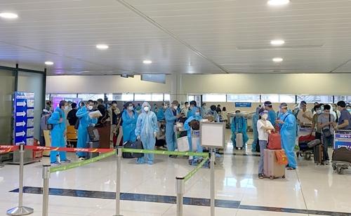 Bắc Giang 4 trường hợp nhiễm COVID-19 là công dân về từ các tỉnh, TP phía Nam