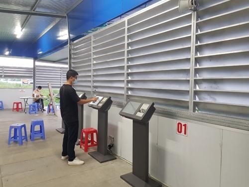 Thí điểm hệ thống tự động kiểm soát người ra vào Quảng Ninh