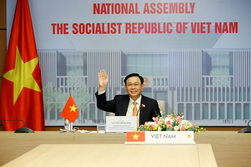 Chủ tịch Quốc hội Vương Đình Huệ sẽ làm việc với các doanh nghiệp Hoa Kỳ