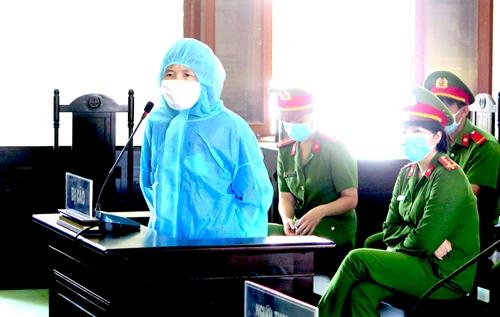 Tuyên phạt 8 năm tù giam vì chống phá Nhà nước đối với Trần Thị Tuyết Diệu