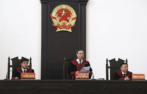 Phúc thẩm vụ Ethanol Phú Thọ Bác tất cả các kháng cáo, Tòa tuyên y án sơ thẩm