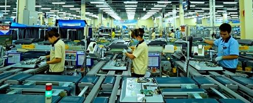 Thái Bình Chỉ số sản xuất toàn ngành công nghiệp tăng trưởng khá  
