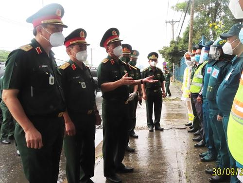 Kiểm soát chặt cửa ngõ phía Tây Nam TP Hồ Chí Minh khi nới lỏng giãn cách