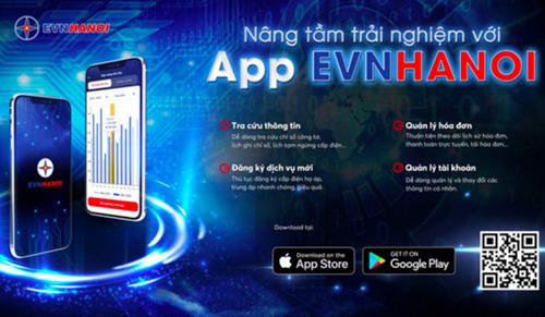 EVN triển khai nhiều ứng dụng số hóa