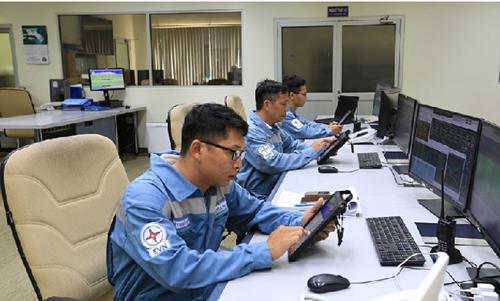 EVN 100 đơn vị áp dụng văn phòng điện tử
