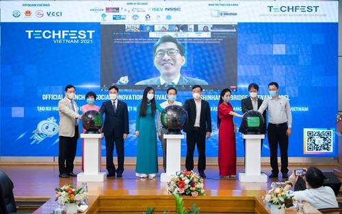 Ngày hội Đổi mới sáng tạo xã hội và Ra mắt Mô hình Shinhan Square Bridge Việt Nam