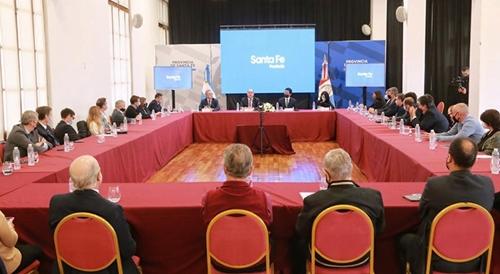 Tăng cường hợp tác giữa Việt Nam và tỉnh Santa Fe Argentina