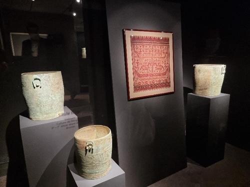 Triển lãm Nghệ thuật Đông Sơn tại Bảo tàng Barbier-Mueller, Thụy Sỹ