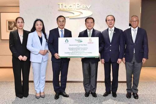 Tập đoàn ThaiBev Thái Lan cam kết tiếp tục đầu tư tại Việt Nam trong dài hạn