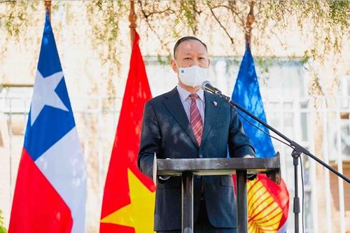 Hoạt động văn hoá kỷ niệm 50 năm thiết lập quan hệ ngoại giao Việt Nam - Chile