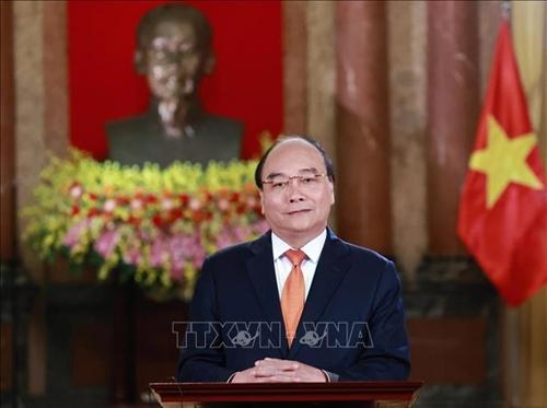 Chủ tịch nước Nguyễn Xuân Phúc gửi Thư kêu gọi nâng tầm kỹ năng lao động