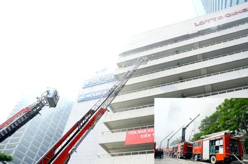 Xây dựng lực lượng Cảnh sát phòng cháy, chữa cháy chính quy, tinh nhuệ, tiến lên hiện đại