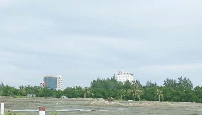 Chủ tịch CLB bóng đá Hải Phòng san lấp trái phép đất ven sông