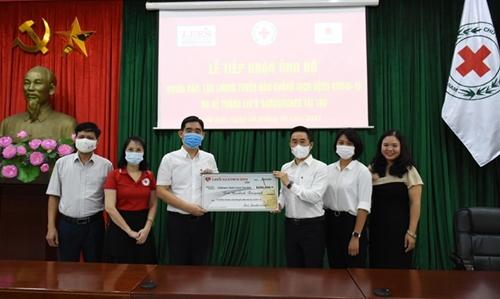 Tiếp tục hỗ trợ người dân thành phố Hồ Chí Minh vượt qua đại dịch