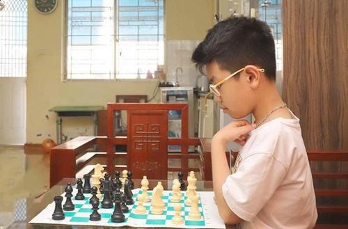 Việt Nam dẫn đầu Giải cờ vua trẻ Đông Á 2021