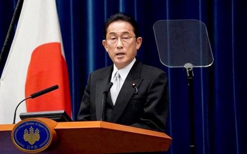Điện mừng Thủ tướng Nhật Bản