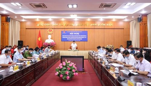 Hà Giang CCHC phải đảm bảo vai trò lãnh đạo toàn diện, thống nhất của cấp ủy Đảng từ tỉnh đến cơ sở