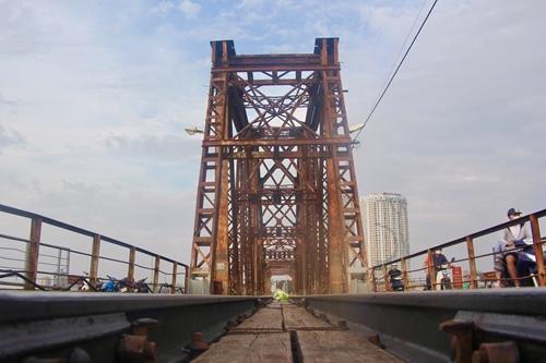Cầu Long Biên sắp có diện mạo mới