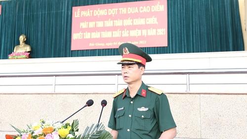 Quân đoàn 2 phát động đợt thi đua cao điểm chào mừng kỷ niệm Ngày Toàn quốc kháng chiến