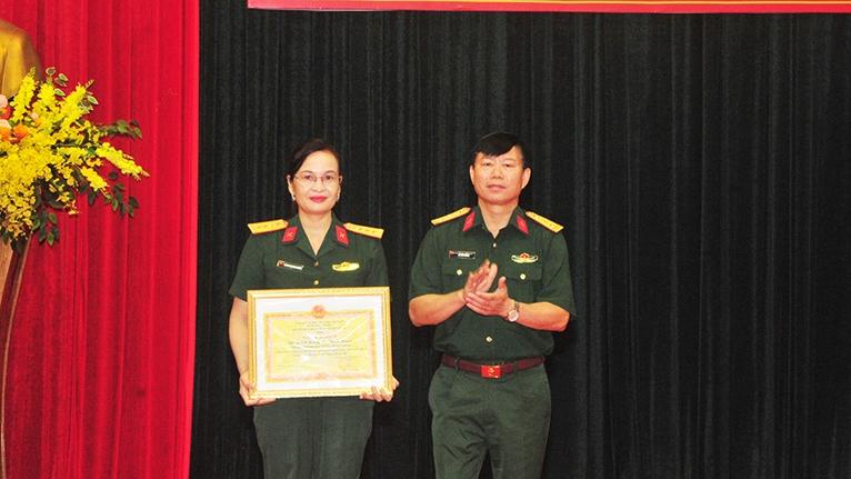 Lực lượng vũ trang tỉnh Bắc Giang thi đua thực hiện thắng lợi các nhiệm vụ năm 2021