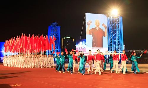 Đại hội Thể thao toàn quốc lần thứ IX sẽ có 40 môn thi đấu
