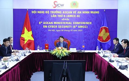 Thúc đẩy xây dựng Chiến lược hợp tác an ninh mạng khu vực ASEAN