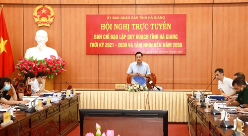 Quy hoạch tỉnh Hà Giang đảm bảo phát triển toàn diện, bền vững, bản sắc