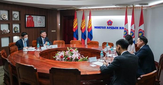 Việt Nam luôn coi trọng phát triển quan hệ hữu nghị truyền thống với Mông Cổ