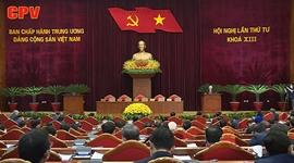 Toàn văn bài phát biểu của Tổng Bí thư Nguyễn Phú Trọng bế mạc Hội nghị Trung ương lần thứ 4 khóa XIII