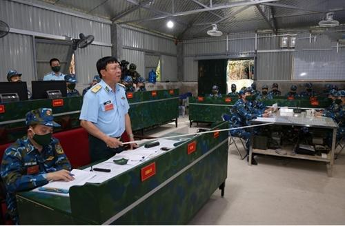 Diễn tập MB – 21 sát thực tế chiến đấu