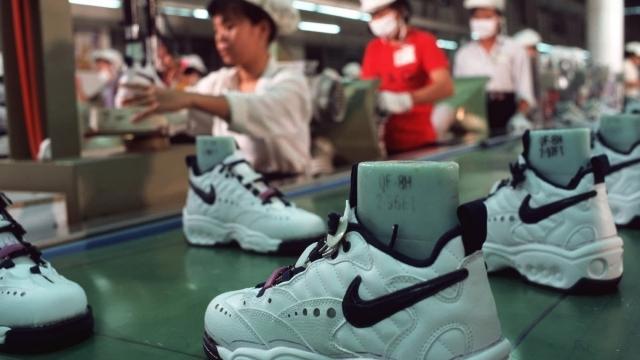 Thông tin Nike chuyển sản xuất ra khỏi Việt Nam là không chính xác