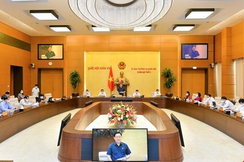 Ủy ban Thường vụ QH sẽ xem xét chính sách đặc thù phát triển Hải Phòng, Nghệ An, Thừa Thiên Huế