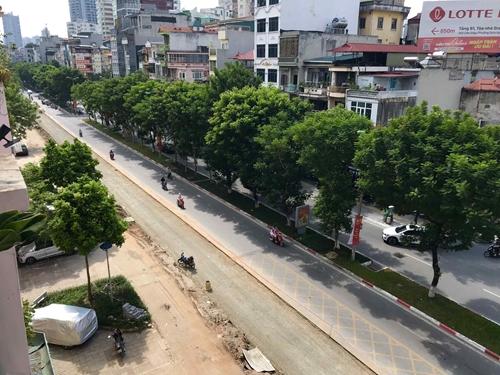 Gấp rút hoàn thiện dự án mở rộng lòng đường Trần Đăng Ninh