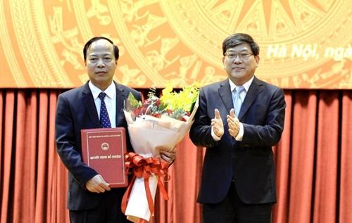 PGS TS Mai Đức Ngọc giữ chức Chủ tịch Hội đồng Học viện Báo chí và Tuyên truyền